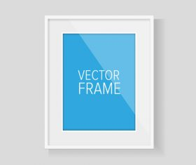 Vector photo frame material 01