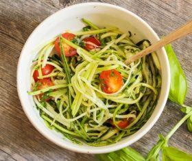 Vegetable pasta Stock Photo 02