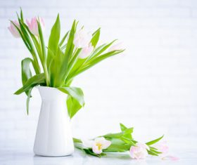 Art flower arrangement Stock Photo 04
