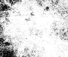 Black paint texture grunge background vector 02
