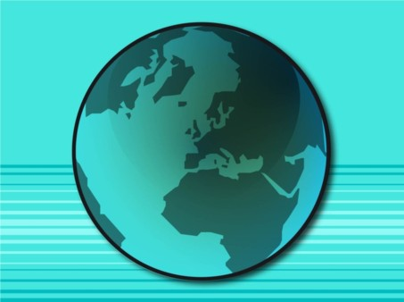 Blue Planet design vectors