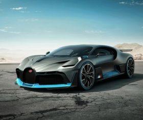 Bugatti Veyron car Stock Photo 01