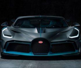 Bugatti Veyron car Stock Photo 02