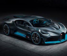 Bugatti Veyron car Stock Photo 03
