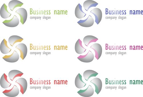 Company Logos 2 vector