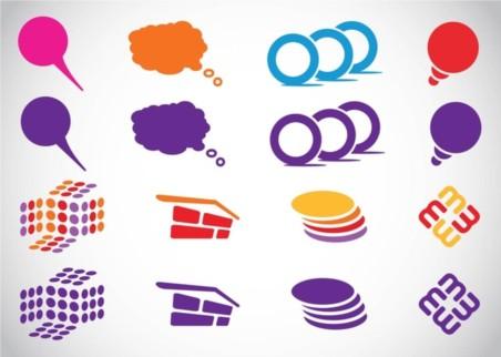 Free Logo design vectors