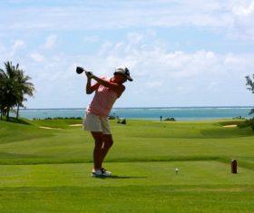 Golf sport Stock Photo 01
