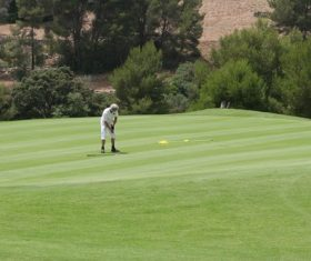 Golf sport Stock Photo 03