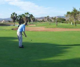 Golf sport Stock Photo 04