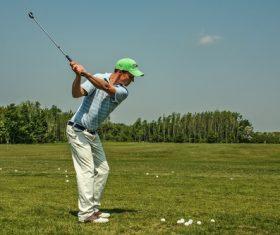 Golf sport Stock Photo 07