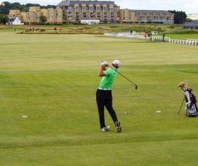Golf sport Stock Photo 09
