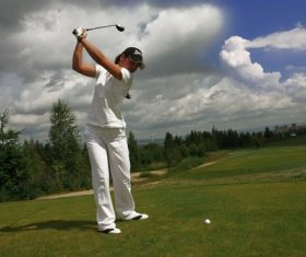 Golf sport Stock Photo 10