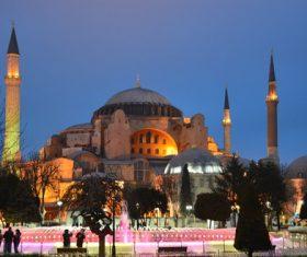 Hagia Sophia Istanbul Turkey Stock Photo 01