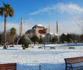 Hagia Sophia Istanbul Turkey Stock Photo 04