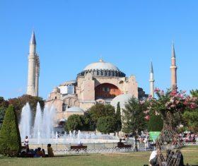 Hagia Sophia Istanbul Turkey Stock Photo 05