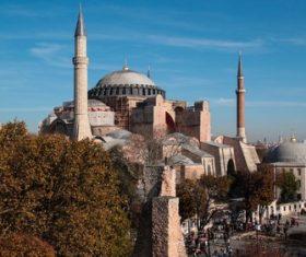Hagia Sophia Istanbul Turkey Stock Photo 06