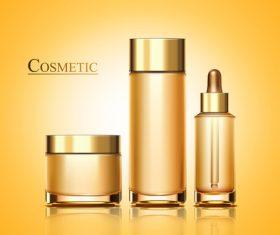 Honey cosmetics background vectors 03
