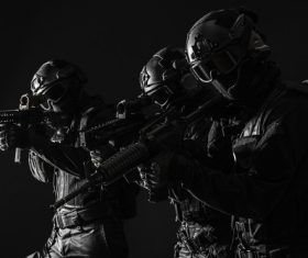 Special forces Stock Photo 06