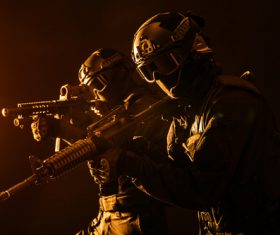Special forces Stock Photo 07