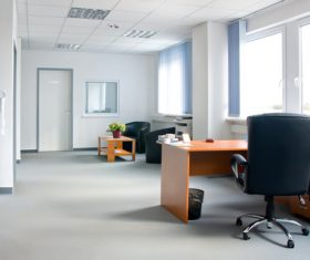 Stock Photo office in firm 09
