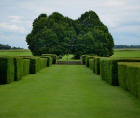 United Kingdom Howard manors scenery Stock Photo 04