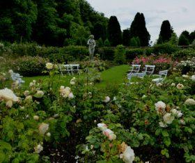 United Kingdom Howard manors scenery Stock Photo 06