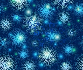 Winter cold christmas background vectors set 10