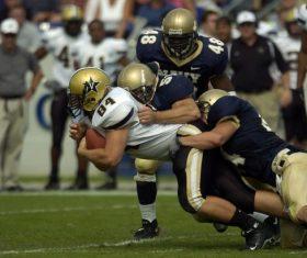 a big football game Stock Photo 09