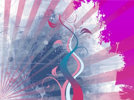 Abstract Background Footage vector graphic