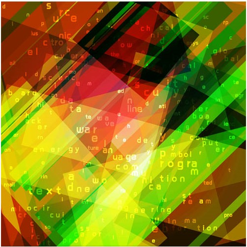 Abstract Style Backgrounds 6 vector
