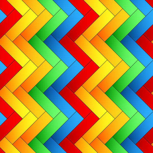 Abstract color background 4 vector