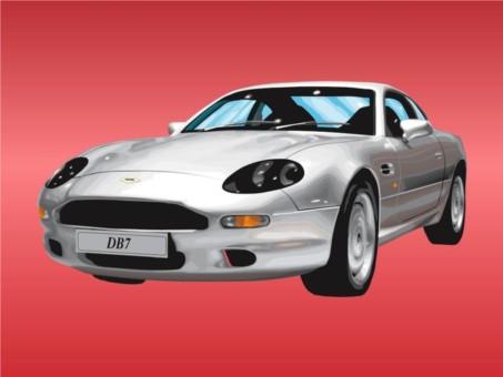Aston Martin Vector Material
