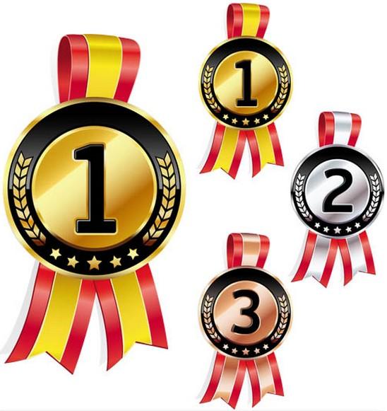 Award Elements art Illustration vector