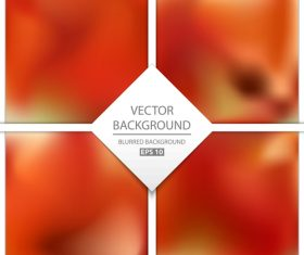 Blurred multicolor background art vectors graphic 12