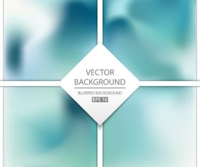 Blurred multicolor background art vectors graphic 17
