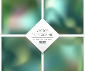 Blurred multicolor background art vectors graphic 19