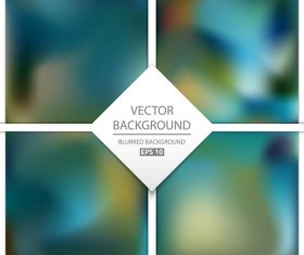 Blurred multicolor background art vectors graphic 20