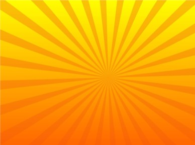 Bright Starburst background vector