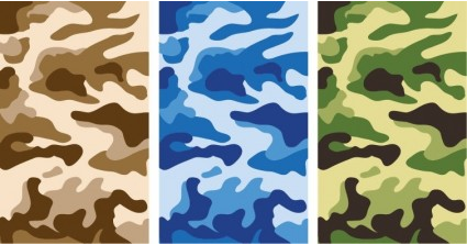 Camouflage Pattern Graphics vector