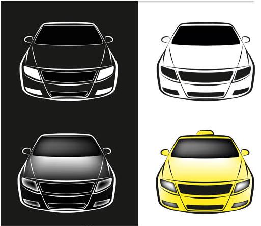 Car Logotypes Set vector design