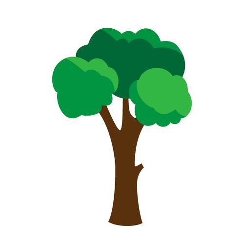 Cartoon Big Tree Vector Free Download Free trees vectors cartoon bundle featuring nine different jungle and tropical trees. cartoon big tree vector free download
