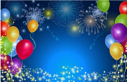 Celebration Background art vectors graphics