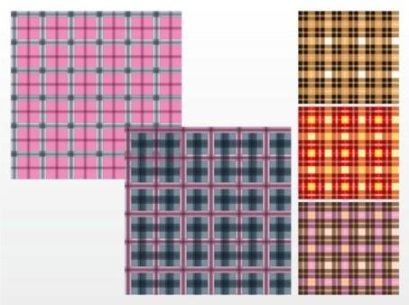 Checkered Patterns shiny vector