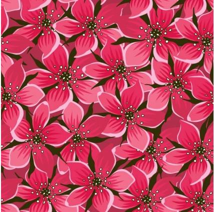 Cherry background 2 vector