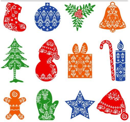 Christmas Design Elements vectors