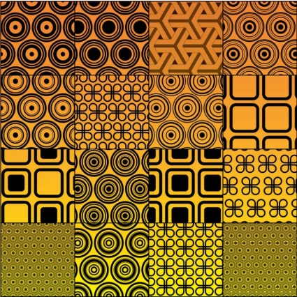 Circles Graphics Pattern vector