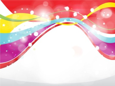 Circus Colors background vector