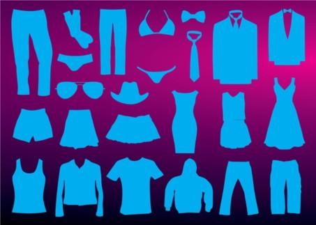 Clothing Vectors vector