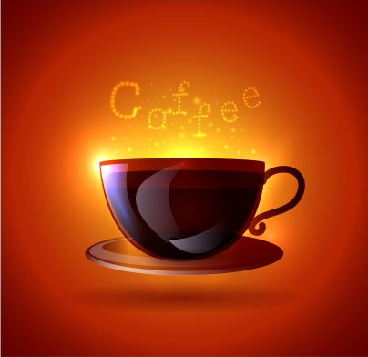 Coffee cup Free vector graphic