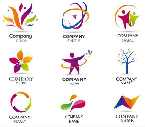 Color Creative Logo vector